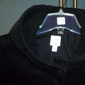5 Button Corduroy Jacket with pockets
